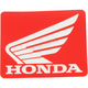 Honda 12 in. Squared Icon Decal - 40-10-110