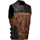 Brown Tough as Nails Vest