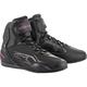 Black/Fuchsia Stella Faster-3 Riding Shoe