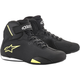 Black/Fluorescent Yellow Sektor Riding Shoe