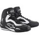 Black/White Faster-3 Drystar Riding Shoe