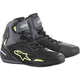Black/Gray/Fluorescent Yellow Faster-3 Drystar Riding Shoes