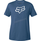 Dusty Blue Legacy Fox Head SS T-Shirt