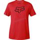 Dark Red Legacy Fox Head SS T-Shirt