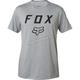 Heather Graphite Legacy Moth SS T-Shirt