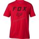 Dark Red Legacy Moth SS T-Shirt