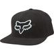 Black/Blue Instill Snapback Hat - 21999-013-OS