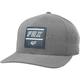 Dark Gray Midway FlexFit Hat