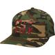 Green Camo Furnace FlexFit Hat