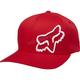 Dark Red Flex 45 Flexfit Hat