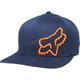 Navy/Orange Flex 45 Flexfit Hat