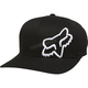 Youth Black/White Flex 45 FlexFit Hat - 58409-018-OS