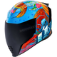 Blue Airflite Inky Helmet