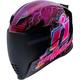 Purple Airflite Synthwave Helmet