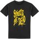 Black Streets Not Dead Tee Shirt
