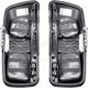 Saddlebag Lid Organizer - 3501-1418
