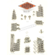 12-Point Polished Stainless Steel Custom Transformation Kit - PB661S