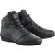 Black Centre Riding Shoe