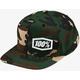 Camo Machine Snapback Hat - 20021-064-01