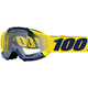 Yellow Accuri Supply Goggles w/Clear Lens  - 50200-318-02