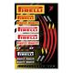 Pirelli Decal Sheet  - 40-90-119