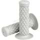 White 1 in. Thruster Grips - 6702-0201