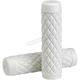 White 1 in. Torker Grips - 6705-0201