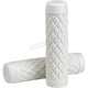White 7/8 in. Torker Grips - 6705-0278