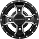 Black Raceline A77 Mamba 10x5 Wheel - A7710514-32
