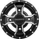 Black Raceline A77 Mamba 10x5 Wheel - A7710556-32