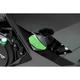 Green Rubber Covers for  R12 Frame Sliders - 6378V