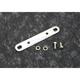 Chrome Headlamp Mount Bracket Adapter Bar - 31-0330