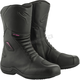 Women's Black/Pink Stella Andes v2 Drystar Touring Boots