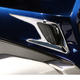 Chrome Side Panel Vent Trim - 78205