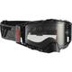 Brushed/Gray Velocity 6.5 Goggles w/Light Gray Anti-Fog Lens - 8019100033