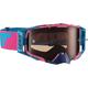 Pink/Cyan Velocity 6.5 Goggles w/Rose Anti-Fog Lens - 8019100036