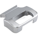 Chrome Gauge Mount for 1 1/4 in. T-Bars - LA-7391-01
