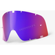 Red/Blue Mirror Replacement Lens for Barstow Goggles - 51000-267-02