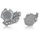 Silver X-Power Clutch/Ignition Cover Kit - 2709760012