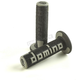 Black/Gray Domino A360 Off-Road Comfort Grips - A36041C4052A70