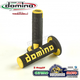 Black/Yellow Domino A360 Off-Road Comfort Grips - A36041C4047A70