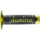 Black/Yellow Domino Diamonte Grips - A26041C5040A70