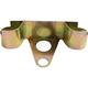 Three Light Dash Panel Shield - 39-0344