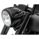 Black 7 in. Nacelle Headlight Kit - 2001-1482