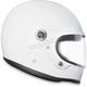 White Legends X3000 Helmet