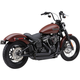 Black Speedster 909 Exhaust - 6713B