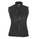 Women's Black 12V Dual Power Heated Vest