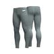 Black Men's 7.4V Heated Primer Base Layer Pants