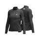 Women's Black 7.4V Heated Ion Base Layer Long-Sleeve Shirt