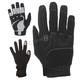 Black 7.4V Heated Workman Gloves
